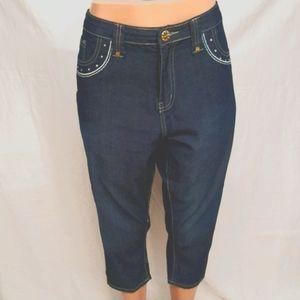 Gold Drama Women Jeans